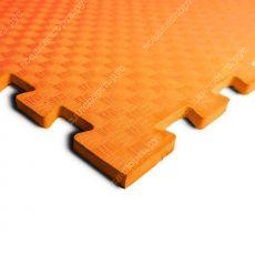 Мягкий пол универсальный, 100*100(см), толщина 1см, оранжевый