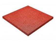 Резиновая плитка 50х50см, толщина 3 см