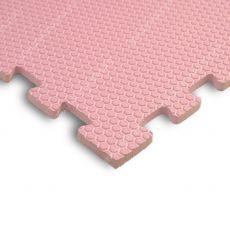 Будо-маты EVA «Ласточкин хвост» 1,4 см 35 ШОР розовый
