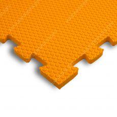 Будо-маты EVA «Ласточкин хвост» 1,4 см 35 ШОР оранжевый