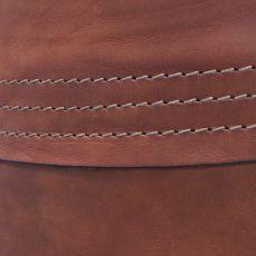 Мешок боксерский «BUFFALO» из буйволиной кожи, высота 130 см, Ø 45 см