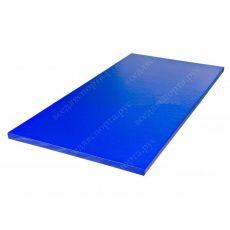 """Татами """"AKA"""" с открытым дном, толщина 4см, плотность 220, цвет синий"""
