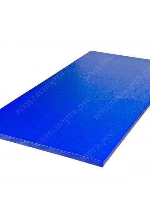 """Татами """"AKA"""" с открытым дном, толщина 4см, плотность 180, цвет синий"""