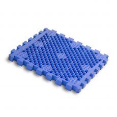 Модульное покрытия для бассейнов, саун и душевых комнат, 320*320*22, цвет сиреневый