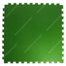 """Будо-маты EVA «Ласточкин хвост» 2,5см WTF """"СТАНДАРТ"""" желто-зеленый"""