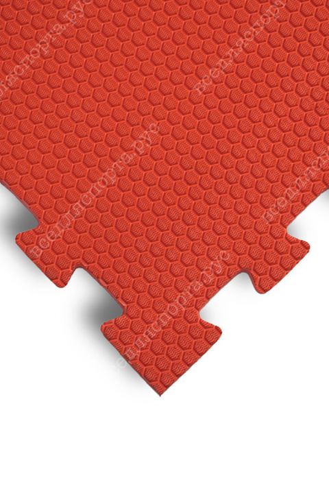 Будо-маты EVA «Ласточкин хвост» 1,4 см 35 ШОР красный