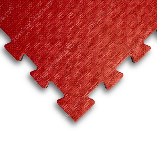 """Додянг EVA «Ласточкин хвост» 2,5см WTF """"СТАНДАРТ"""" черно-красный"""