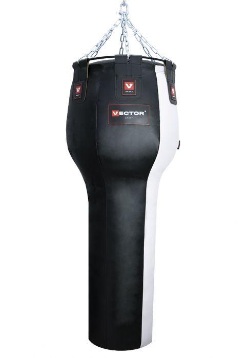 Мешок боксерский «Апперкот» из лодочного материала ПВХ, высота 150 см, Ø 50 см, вес 65-70 кг.