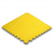 """Будо-маты EVA «Ласточкин хвост» 1,4 см """"Сорт2"""" 35 ШОР желтый"""