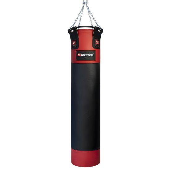 Мешок боксерский «Premium 35» ПВХ, высота 130 см, Ø 35 см, вес 35-40 кг.