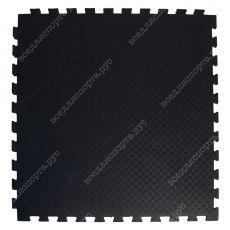 """Будо-маты EVA «Ласточкин хвост» 2,5см WTF """"Сорт2"""" черно-красный"""