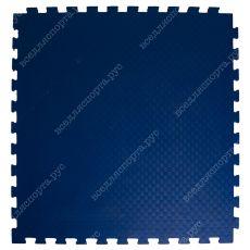 "Будо-маты EVA «Ласточкин хвост» 2,5см WTF ""ПРОФИ"" красно-синий"