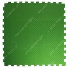 "Будо-маты EVA «Ласточкин хвост» 2,5см WTF ""ПРОФИ"" желто-зеленый"