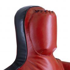 Манекен «Двуногий» из натуральной кожи, 150см/32-35кг