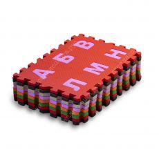 """Комплект """"Буквы и Цифры"""" 10*10 (см), 48 дет."""