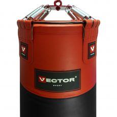 Мешок «Горизонтальный» из лодочного материала ПВХ, высота 90 см, Ø 40 см, вес 40 кг.