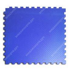 Мягкий пол универсальный, 100*100(см), толщина 1см, синий