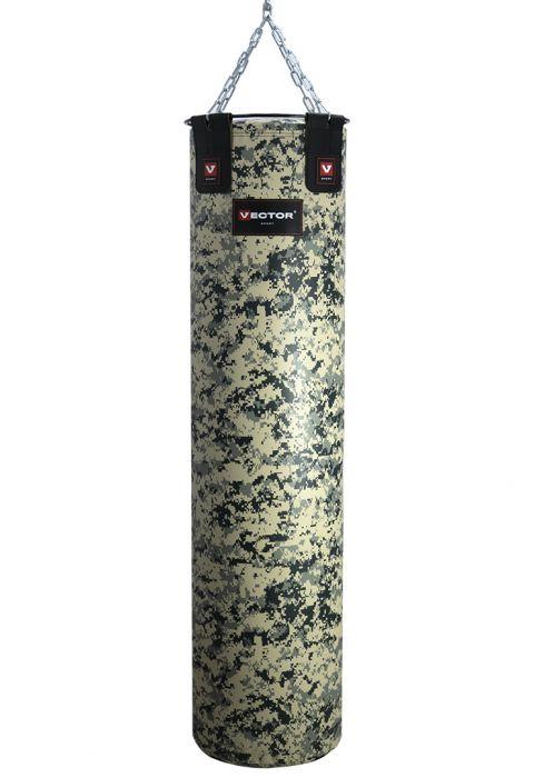 Мешок боксерский «MILITARY 45» ПВХ, высота 200 см, Ø 45 см, вес 80-90 кг.