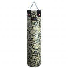 Мешок боксерский «MILITARY 45» ПВХ, высота 180 см, Ø 45 см, вес 75-80 кг.