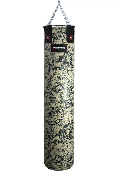 Мешок боксерский «MILITARY 35» ПВХ, высота 200 см, Ø 35 см, вес 60-65 кг.