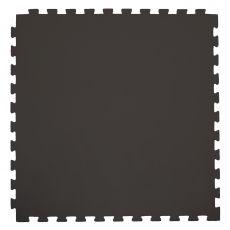 """Модульное покрытие для тренажерных залов, """"Сорт2"""", толщина 1см, 1м х 1м, жесткость 70 ШОР Цвет: кор"""
