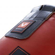 Мешок боксерский из натуральной кожи, высота 70 см, Ø 40 см, вес 35 кг.