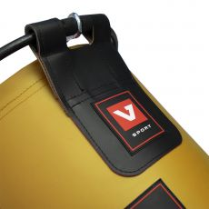 Мешок боксерский «Premium 40» ПВХ, высота 130 см, Ø 40 см, вес 50-55 кг.