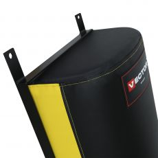 Подушка «Полусфера» большая из лодочного материала 80см/40см/24см