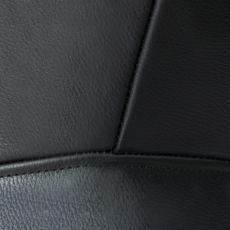 Подушка «Г-образная» большая из натуральной кожи 80см/40см/48см