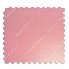 Будо-маты EVA «Ласточкин хвост» 1 см 35 ШОР розовый