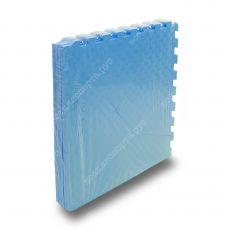 Мягкий пол, 50*50(см), толщина 1.4см, голубой