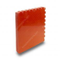 Мягкий пол, 60*60 (см), толщина 1см, красный
