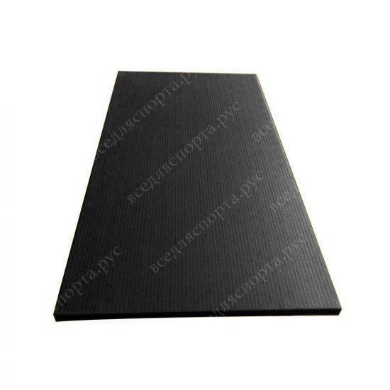 """Татами """"JUDO"""" с открытым дном, толщина 4см, плотность 220, цвет черный"""