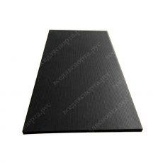 """Татами """"JUDO"""" с открытым дном, толщина 4см, плотность 200, цвет черный"""
