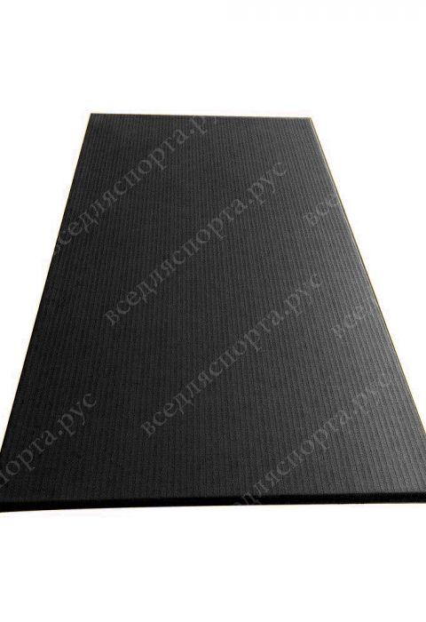 """Татами """"JUDO"""" с открытым дном, толщина 4см, плотность 160, цвет черный"""