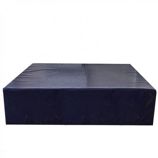 Мат страховочный 200х150х60 см + Антислип