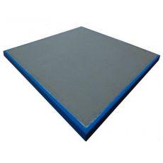"""Татами """"AKA"""" с Антислипом, толщина 4см, плотность 160, цвет синий"""