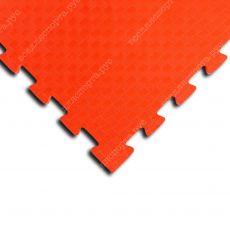 Мягкий пол универсальный, 100*100(см), толщина 1см, красный
