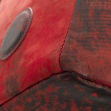 Подушка «SAVAGE» большая из буйволиной кожи 80см/40см/48см