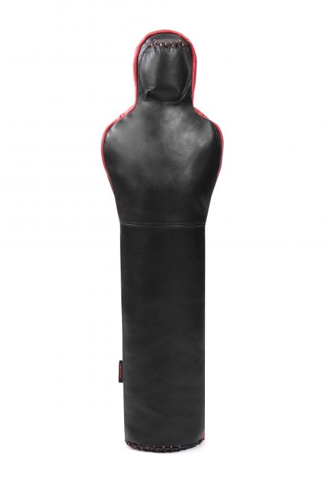 Манекен «Одноногий без рук» из натуральной кожи, 140см/29-32кг