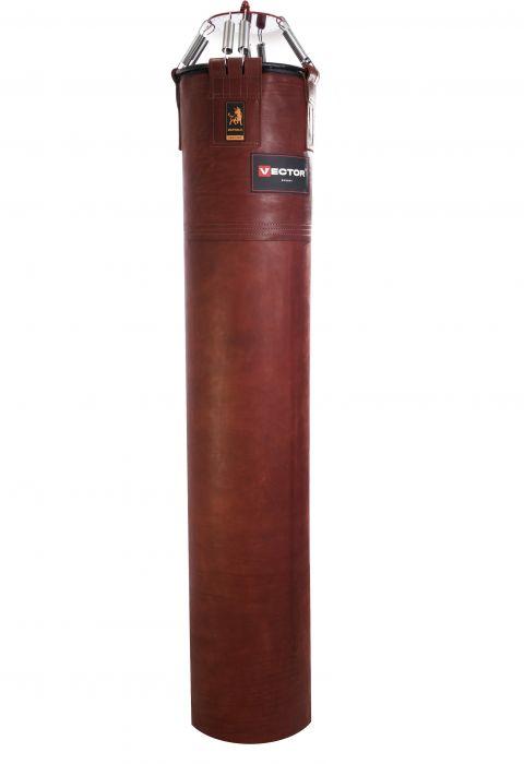 Мешок боксерский «BUFFALO» из буйволиной кожи, высота 150 см, Ø 40 см