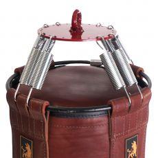 Мешок боксерский «BUFFALO» из буйволиной кожи, высота 180 см, Ø 35 см