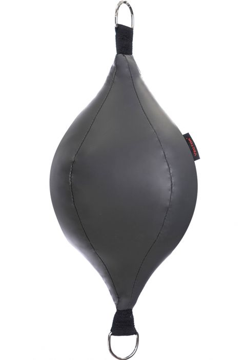 Груша боксерская «Под растяжки №1» из лодочного материала ПВХ, высота 45 см, Ø 27 см, вес 3 кг.