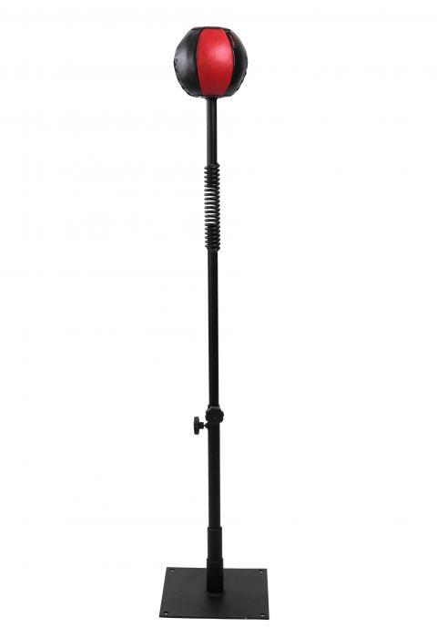 Напольная груша REFLEX BAG, регулируемая высота 130-170см