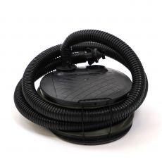 Водоналивная боксерская груша «AQUA BALL» натуральная кожа, цвет черный