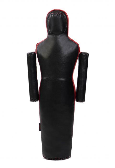 Манекен одноногий Самбо/Дзюдо из натуральной кожи, 140 см