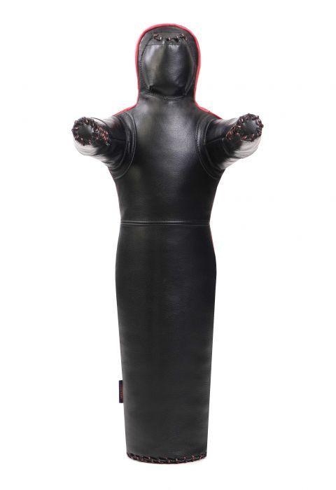 Манекен «Одноногий» из натуральной кожи, 140см/29-32кг