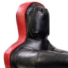 Манекен МиксФайт Двуногий из натуральной кожи, 160 см