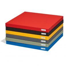 """Татами """"JUDO"""" с открытым дном, толщина 4см, плотность 180, цвет красный"""